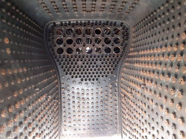Firebox of 80105