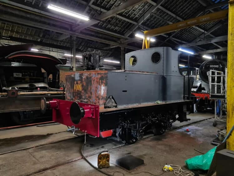 Sentinel Ann in the works at Bury