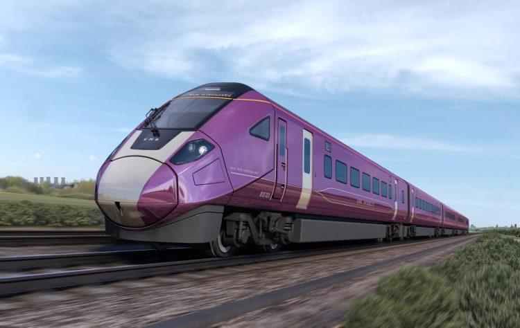 East Midlands Railway Class 810 Aurora