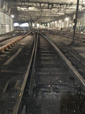 London Liverpool Street track upgrades