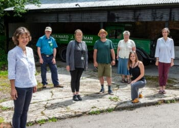 Amberley Museum reopens