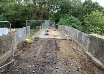 Eccles Heath Bridge replacement