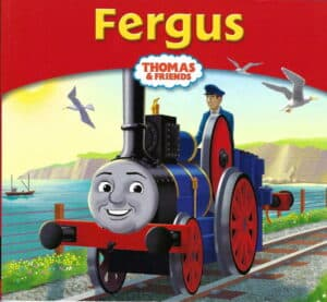 Thomas & Friends Book 36 Fergus
