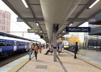 Major work at Leeds station this weekend as buses replace trains