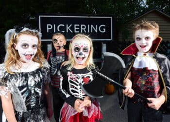 Halloween on the North Yorkshire Moors Railway