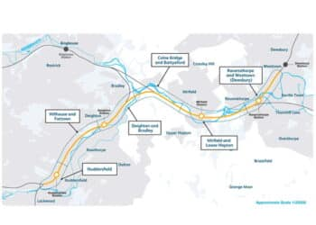 Network Rail invites people to view online plans for major railway upgrade in West Yorkshire