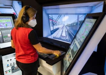 New driving simulator for Metro Barcelona