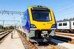 New trains 331 002