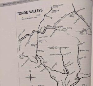 Tondu Valleys Bridgend to Treherbert