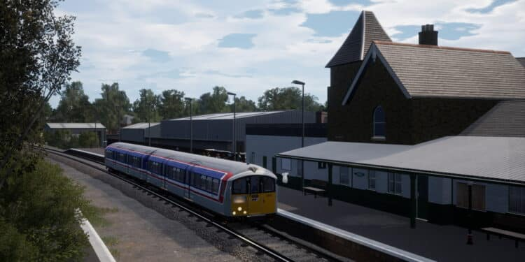 Isle of Wight route add on for Train Sim World 2 from Rivet Games