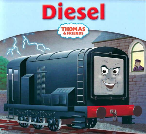 Thomas and Friends Book 28 Diesel Front Cover