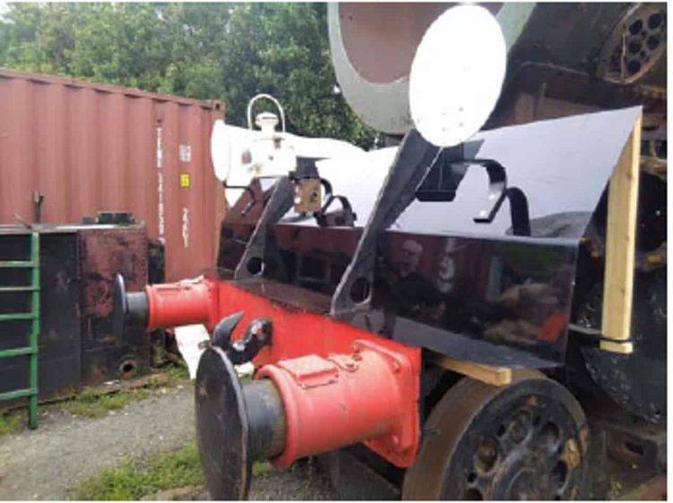 Casing for General Steam Navigation
