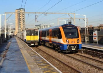 Upminster - Romford New trains