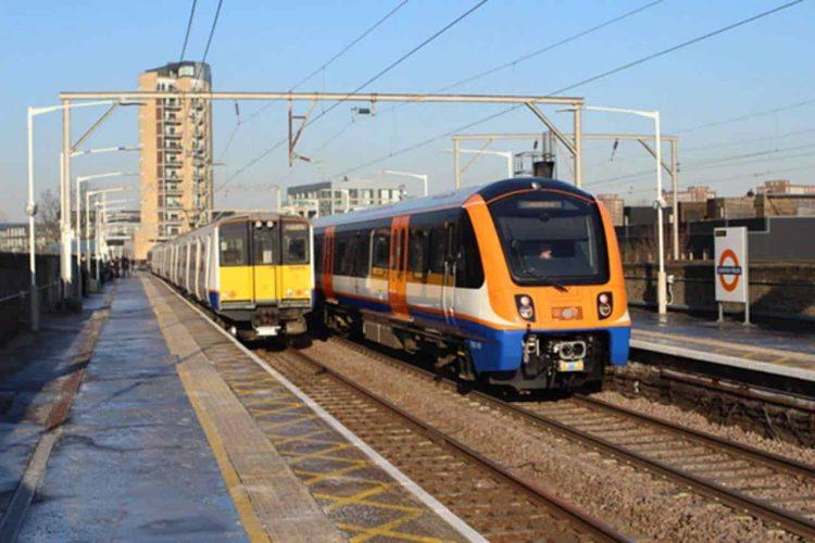 Upminster - Romford New trains