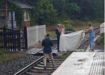 Wedding trespass summer 2020