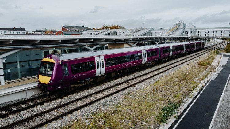 East Midlands Railway Class 170