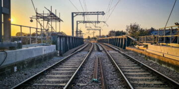 Gospel Oak to Barking structures work