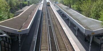 Burgess Hill station