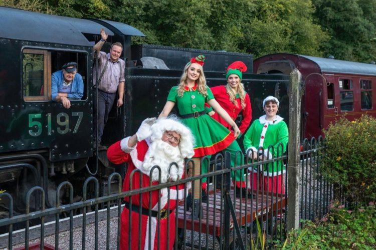 Churnet Valley Railway Santa Special