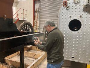 More sanding for locomotive No. 1759