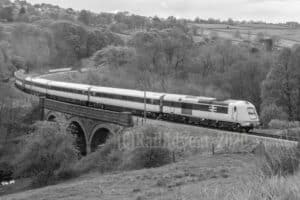 41001 on the Keighley and Worth Valley Railway