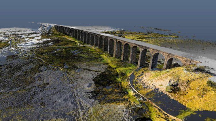 Ribblehead CGI image still