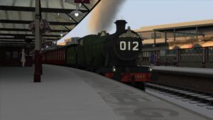GWR 2800 steam locomotive pack for Train Simulator 2021