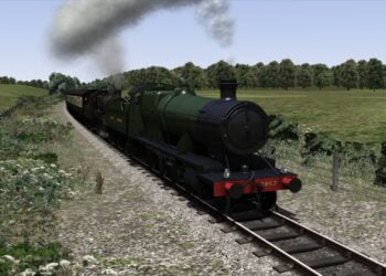 GWR 2800 steam locomotive pack for Train Simulator 2021
