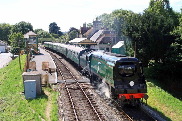 Swanage Railway Summer service