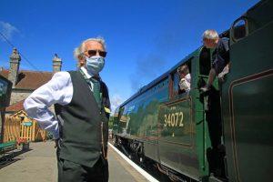 Swanage Railway Summer COVID service