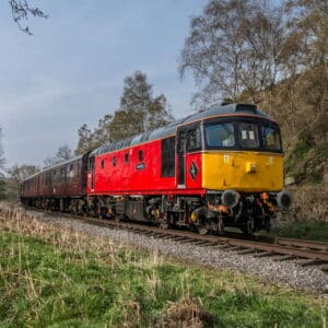 Class 33 'Eastleigh'