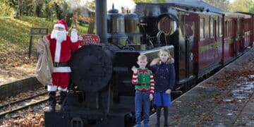 Leighton Buzzard Railway Santa Specials