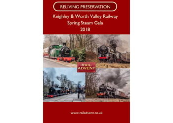 Keighley and Worth Valley Railway Spring Steam Gala 2018 DVD