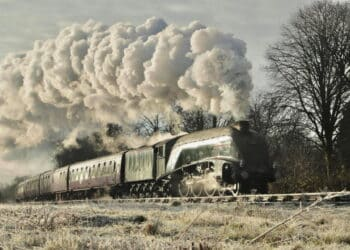 60009 Union of South Africa on the East Lancashire Railway