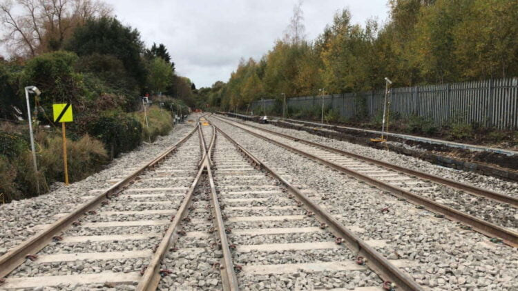 Track work to take place in Cornwall