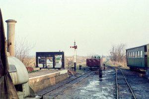 January 1962 on the Lincolnshire Coast Light Railway