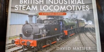 British Industrial Steam Locomotives Book