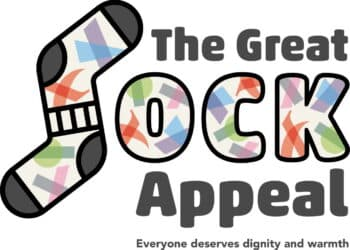 The Great Sock Appeal Logo and Strapline V4