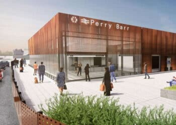 Perry Bar Station Revised Plans