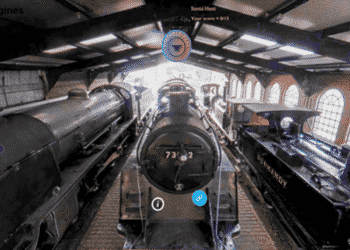 Bluebell Railway virtual tour