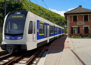 New trains for Switzerland