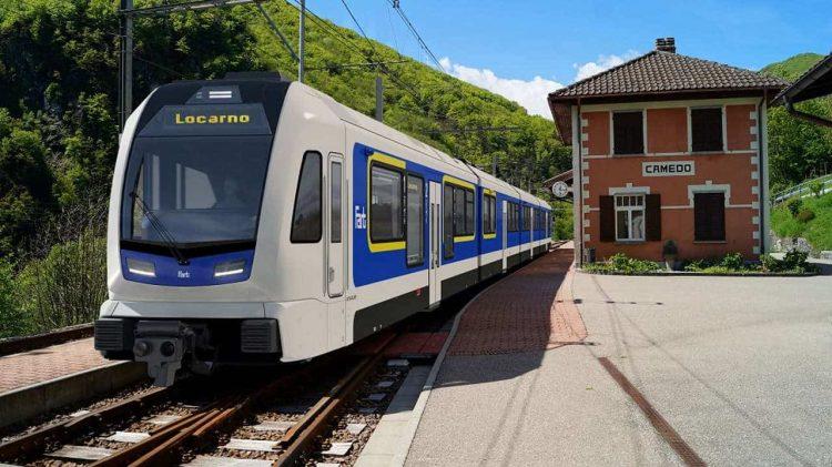 New trains for Switzerland