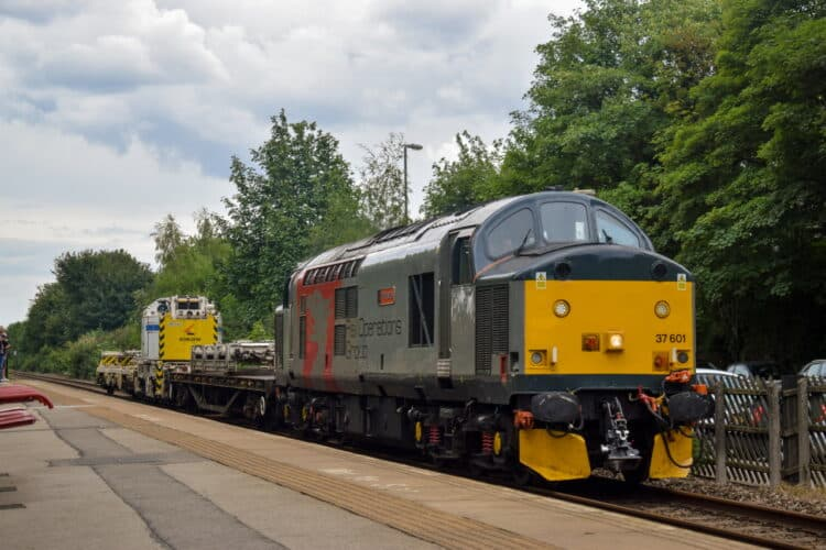 Rail Operations Group Class 37