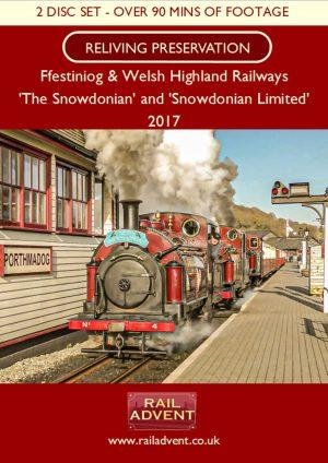 Ffestiniog Railway Snowdonian DVD