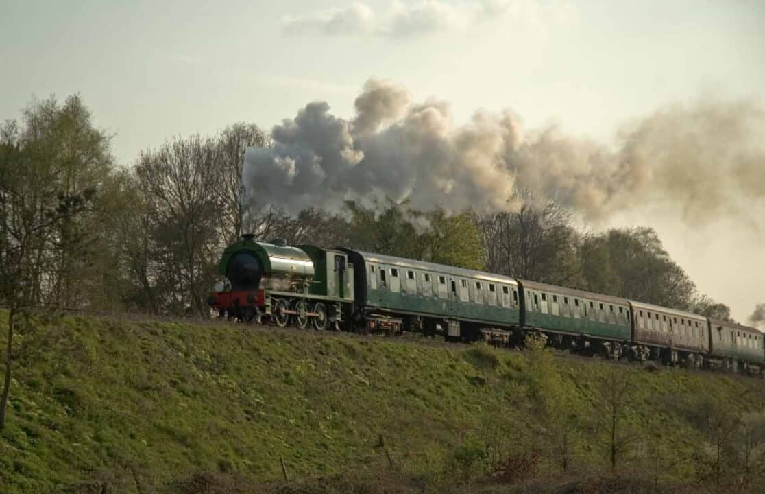 62 Ugly on the Spa Valley Railway
