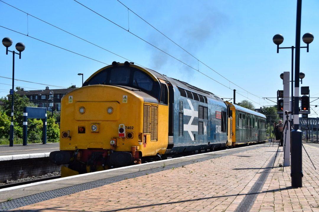 Direct Rail Services Class 37