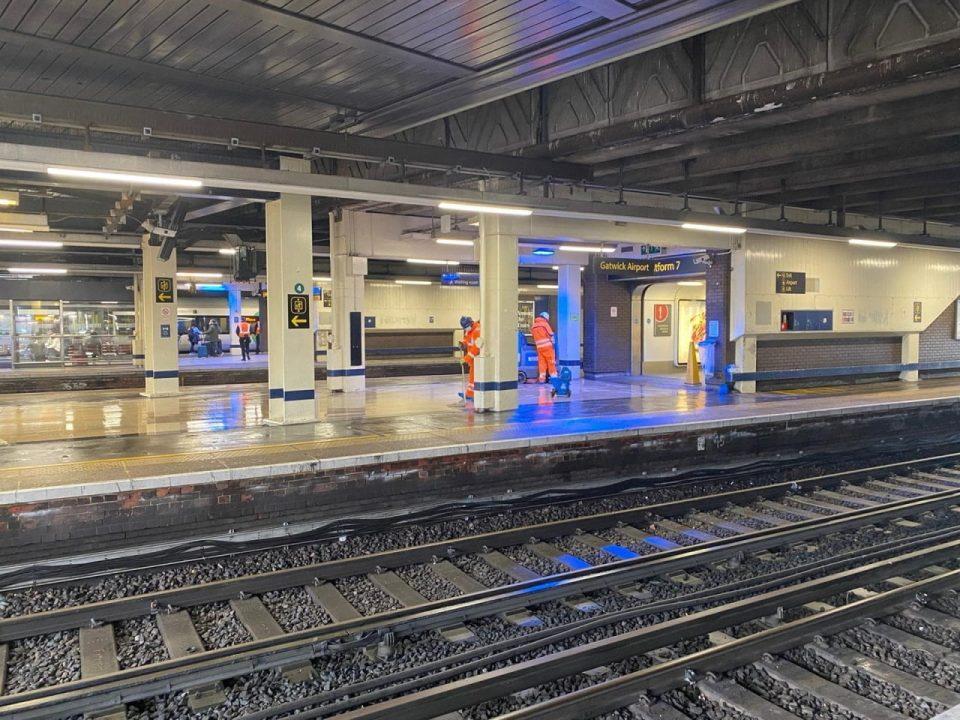 Gatwick Airport station