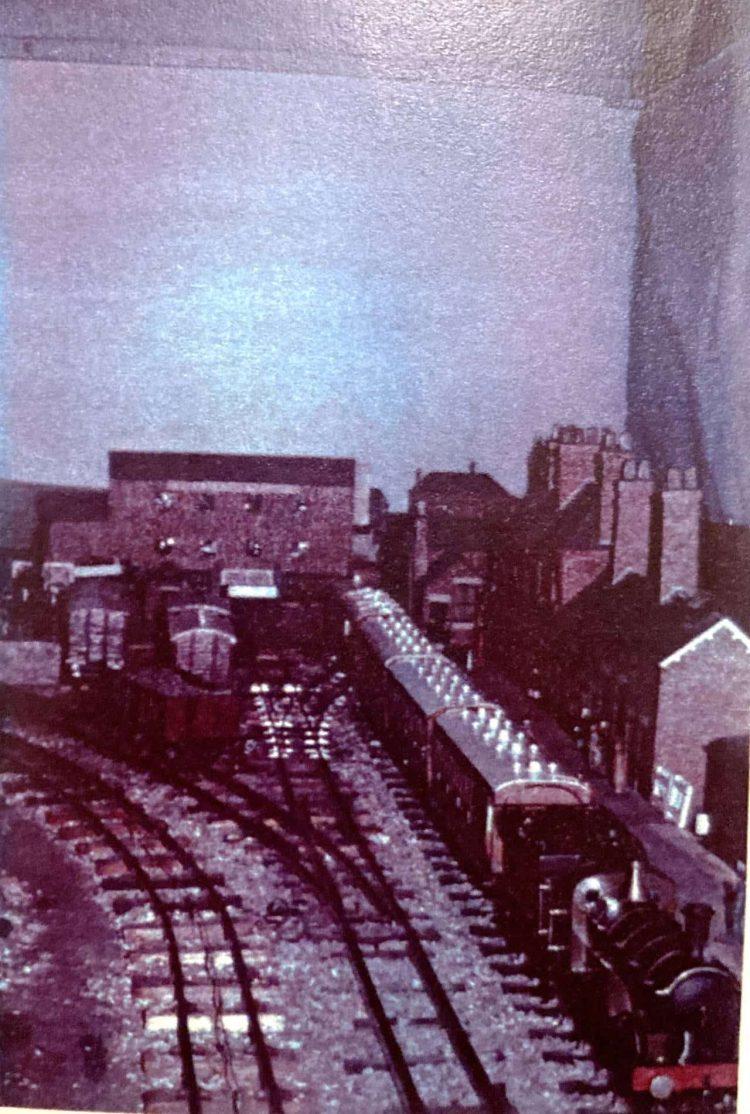Horncaslte museum model railway