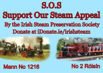Irish Steam Preservation Society COVID appeal