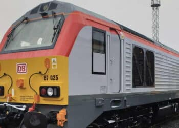 Transport for Wales Class 67